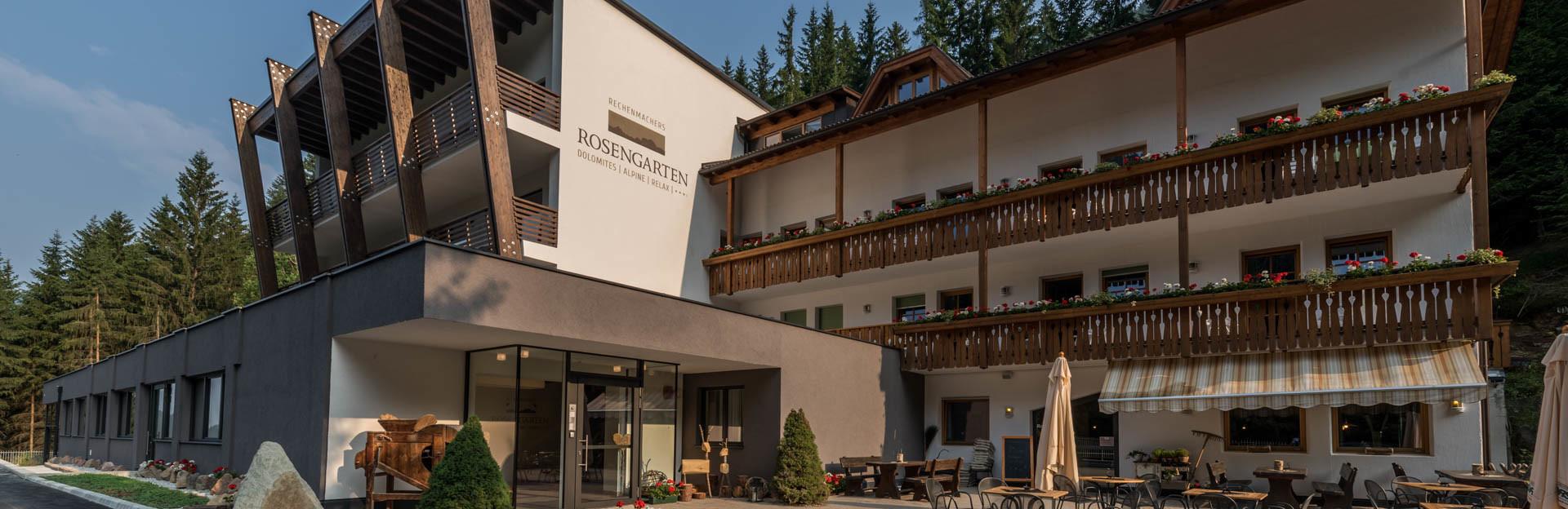 Hotel Rosengarten Welschnofen - 0013